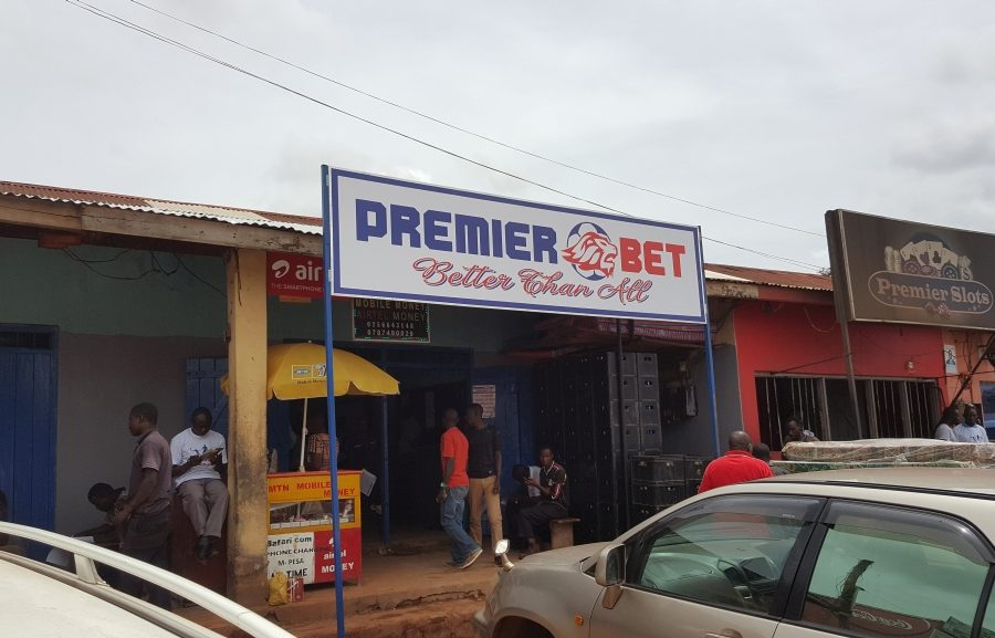 Kampala, Kireka stage, Namugongo road