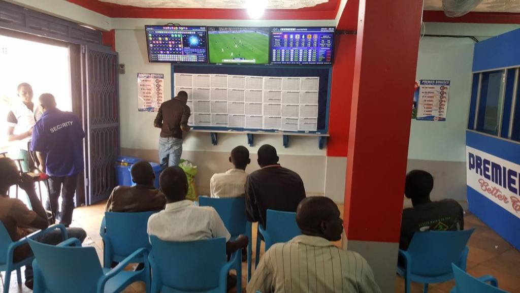 Goal sports betting uganda management