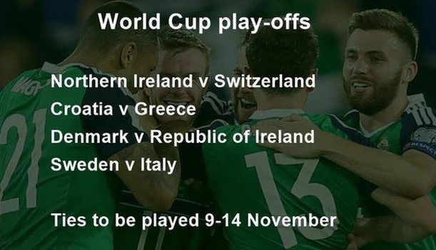 Play off WC
