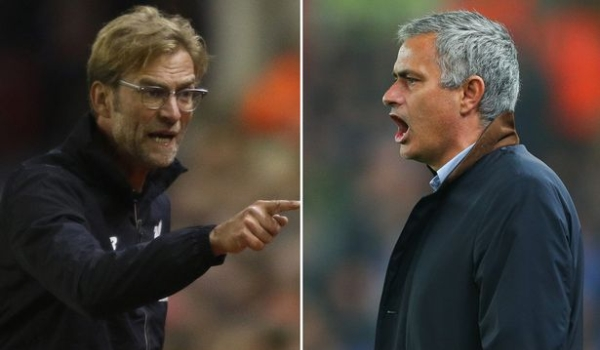 Klopp-and-Mourinho