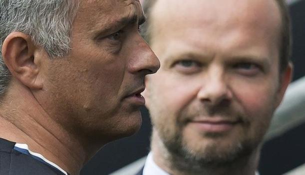 Mourinho-Woodward