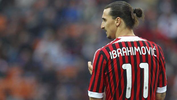 Zlatan Ibrahimovic '...