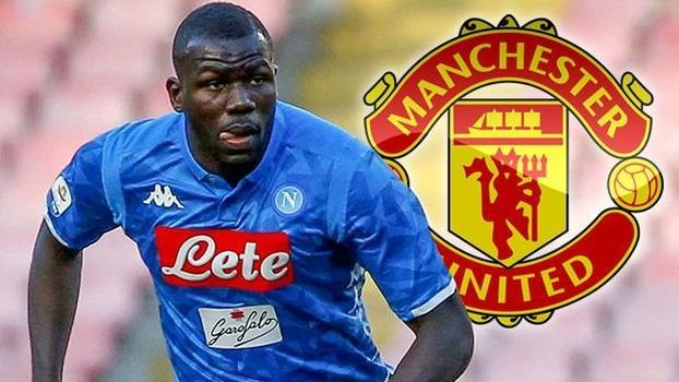 Manchester United 'agree £64m deal for Kalidou Koulibaly ...