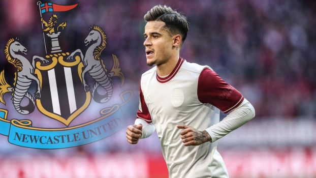 Newcastle United 'begin Philippe Coutinho talks with Barcelona ...